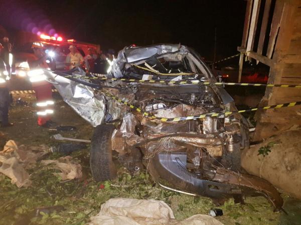 Grave accidente de transito en Caaguazú.