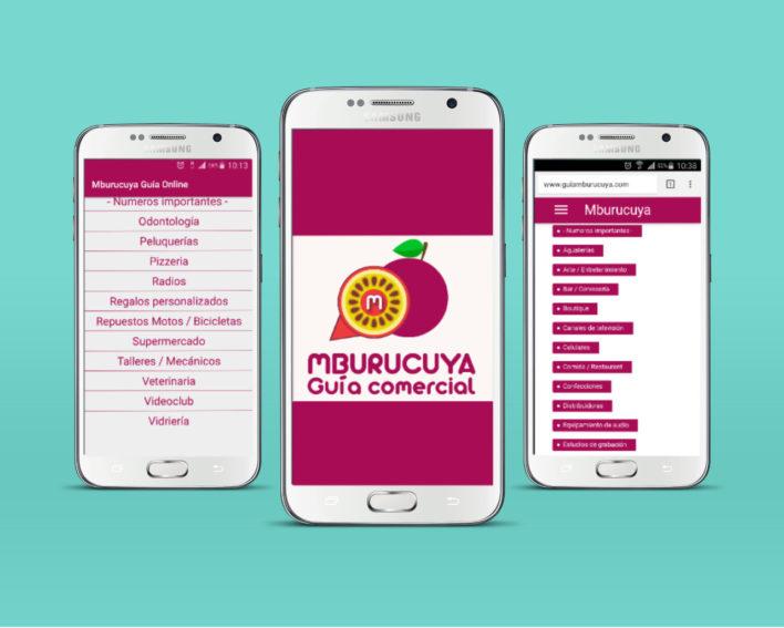 Lanzan portal y app de guías de la ciudad de Caaguazú