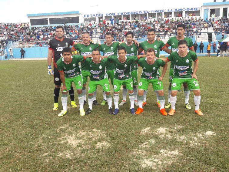 Intermedia: El Deportivo Caaguazú no pudo de local