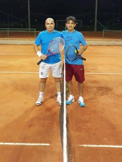 Tenistas de Caaguazú y Repatriación copan torneo de Tenis en Asunción
