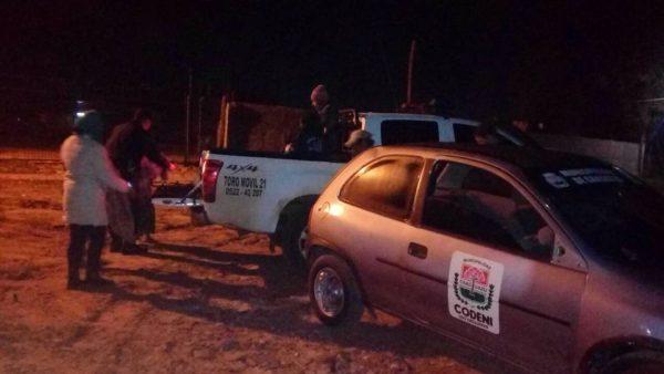 Alistan plan de rescate ante bajas temperaturas en Caaguazú