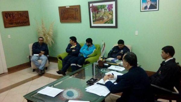 Anuncian tareas de control y prevención en el marco del Rally en Caaguazú