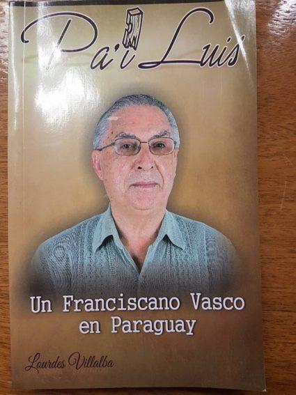 Orden Nacional al Mérito Comuneros para Pa'i Luis