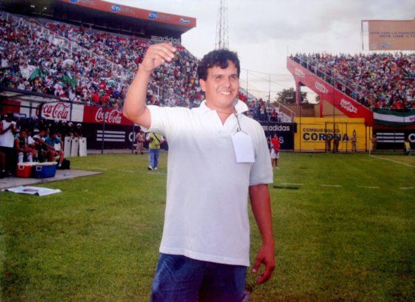 Silvino Pereira, nuevo técnico del Deportivo Caaguazú