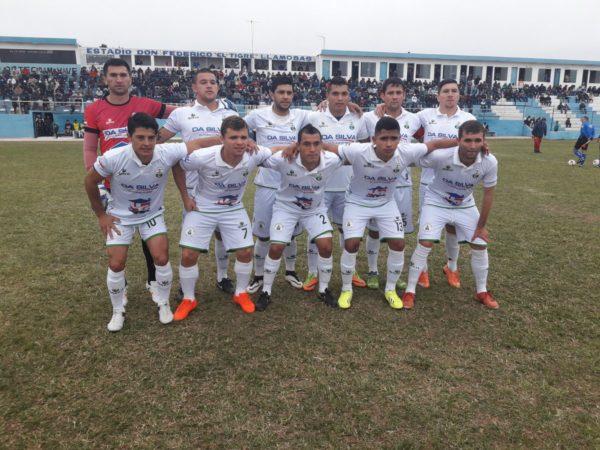 El Deportivo Caaguazú empató de local ante el conjunto capiateño. | Foto: @maderero2008