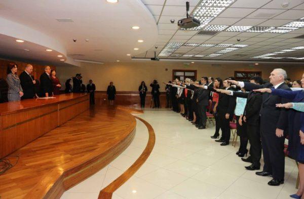 Caaguazú con nueva agente fiscal en lo penal