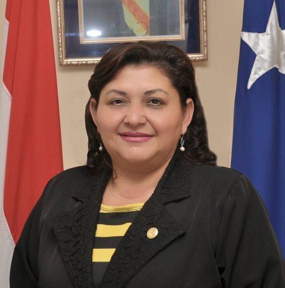 Diputada Esmerita Sánchez entre las que más viajes realizó en el exterior