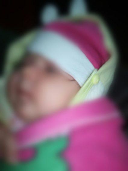 Beba abandonada en Repatriación- Caaguazú volvió con su madre