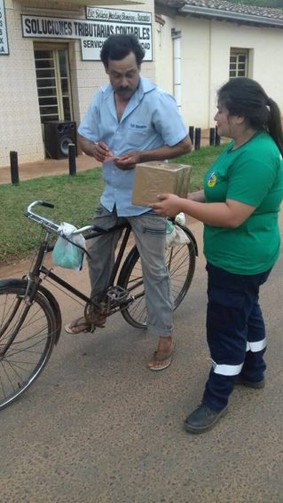 La generosidad en Caaguazú (II)