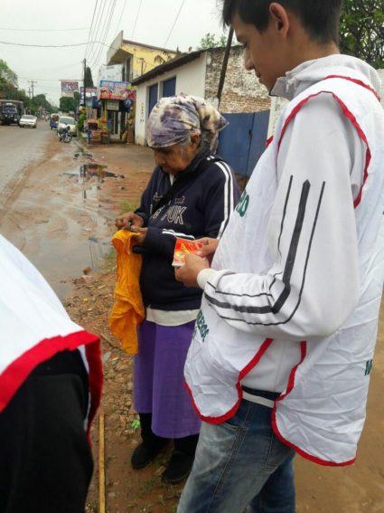 La generosidad en Caaguazú (I)