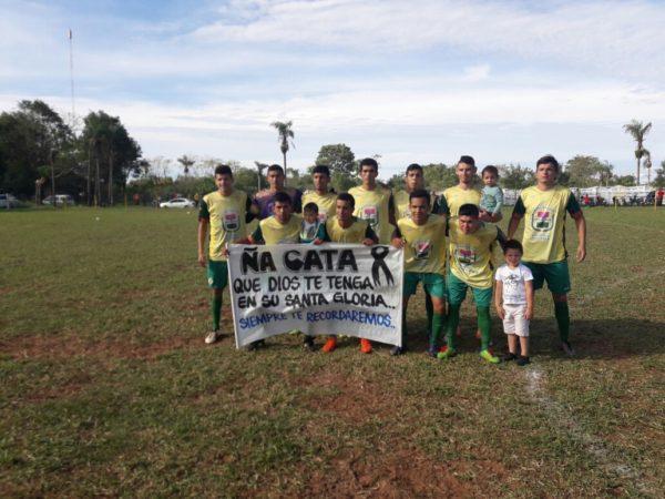 Finalizó la segunda fecha de la Liga Caaguazú de Fútbol