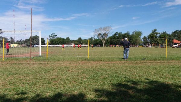 Liga Caaguazú: En reserva finalizo la segunda fecha