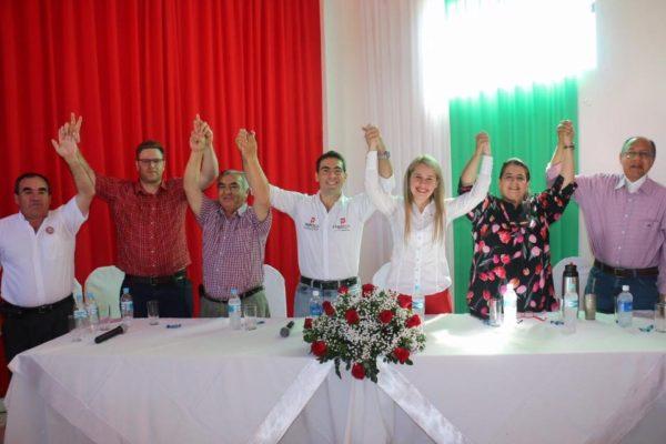 Honor Colorado lanzó precandidatura a la Intendencia en Caaguazú