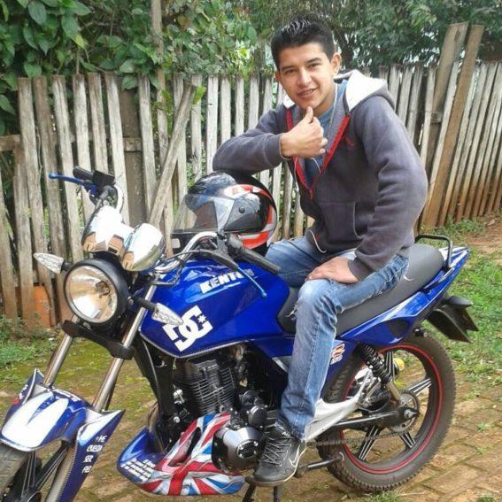 Motociclista fallece en accidente de tránsito en Caaguazú