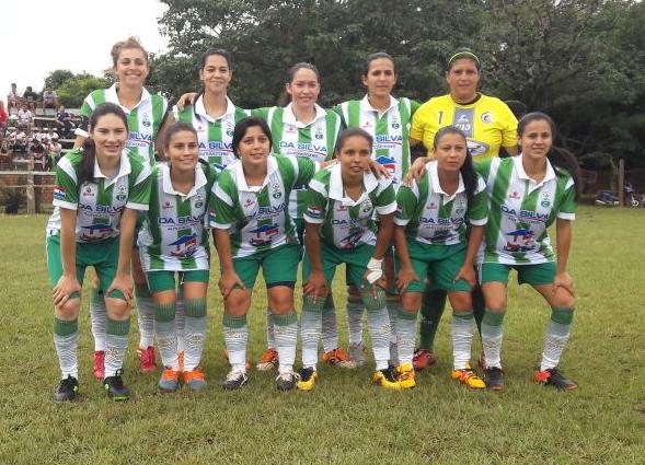Fútbol femenino: Caaguazú vence en penales a Hernandarias y pasa de ronda