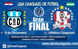 [VIDEO] Atlético Caaguazú gano en penales y es finalista