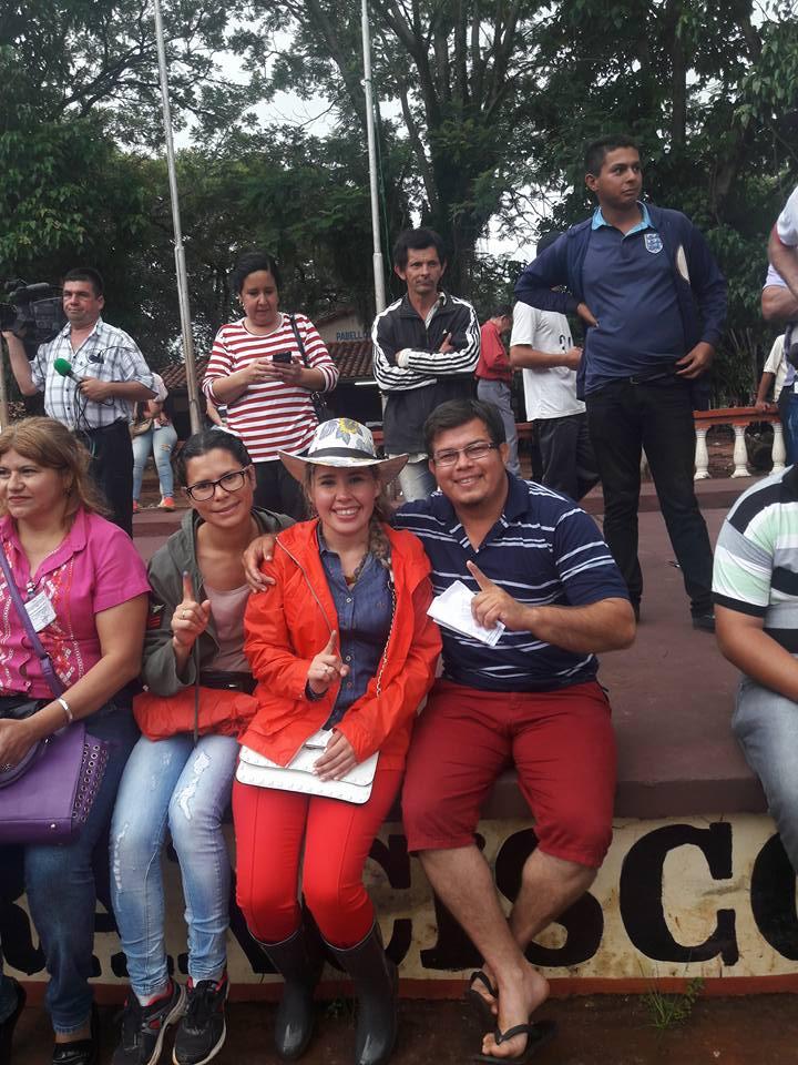 En Caaguazú se impone el oficialismo