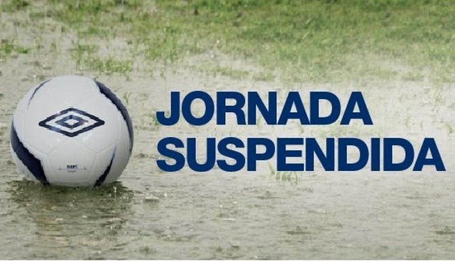 Liga Caaguazú: Por lluvia suspendieron partidos finales