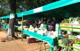Feriantes de Caaguazú reciben apoyo para fortalecer comercialización de sus productos