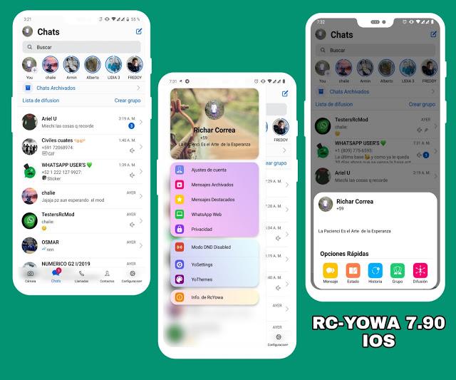 gbwhatsapp 7.90 descargar gratis