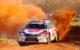 Gustavo Saba gana la primera etapa del Rally de la República en Caaguazú